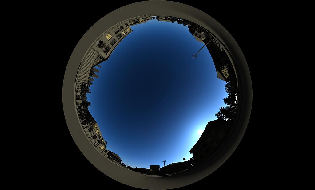 Circle Screen 6