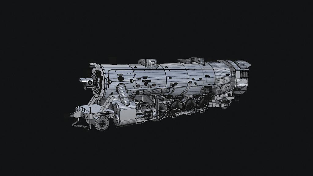 Locomotive Screen 1