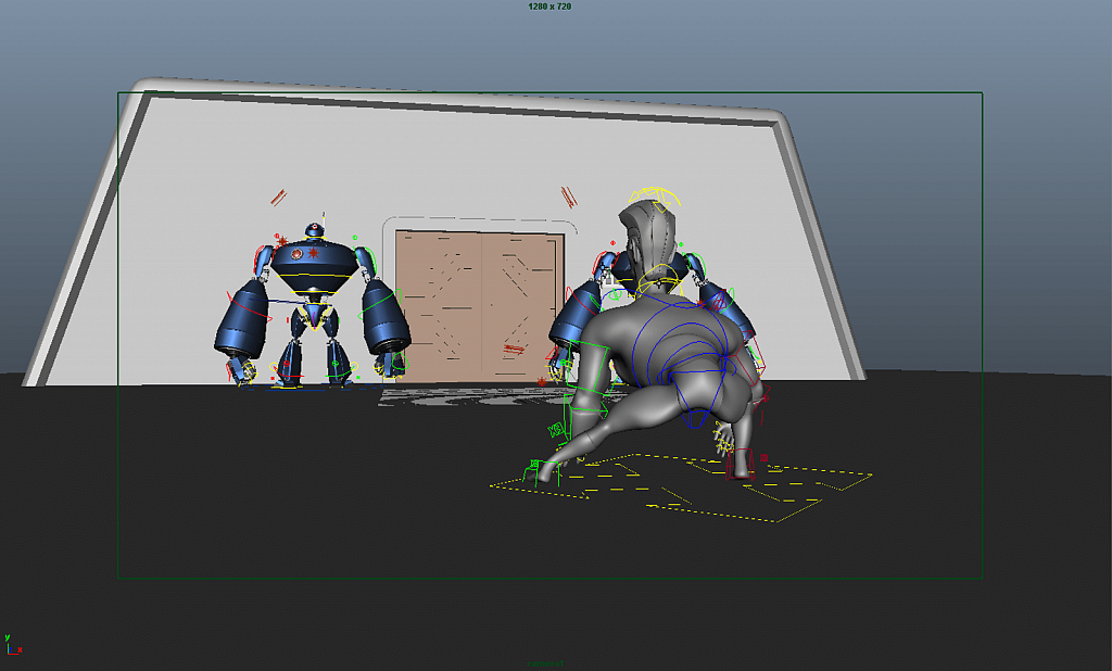 Robotfight Screen 3