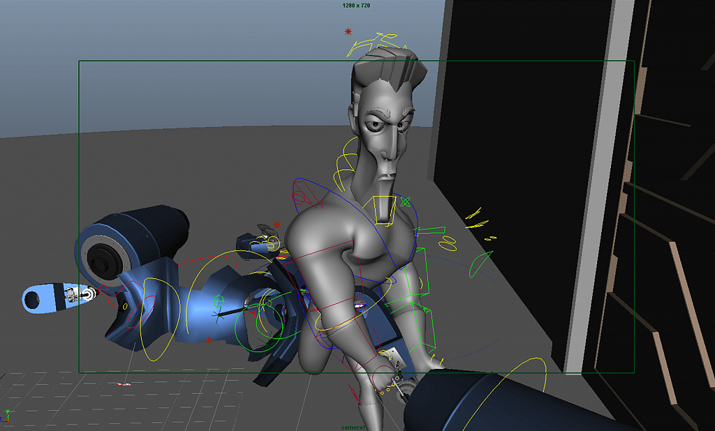Robotfight Screen 7