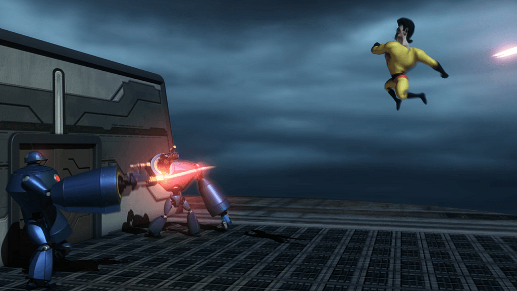 Robotfight Screen 1