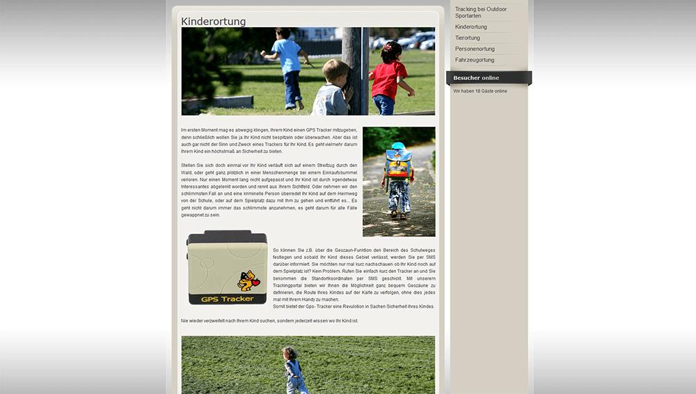 GPSVision Web Screen 4